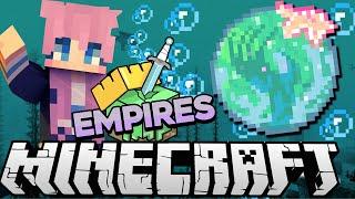 The Blue Axolotl   Ep. 18   Minecraft Empires 1.17