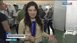 В Омске развернули масштабную информационную площадку для родителей