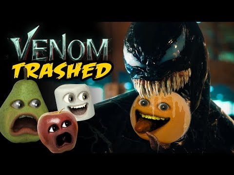 Trailer Trashed Justice League Annoying Orange
