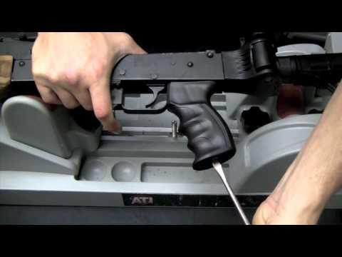 ATI AK-47 Pistol Grip Installation