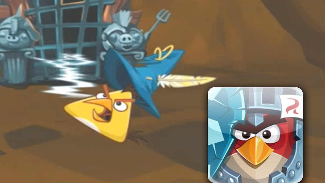 Angry Birds Epic  Savi...