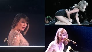 Taylor Swift - Funny, cute and hot moments |Part 1|