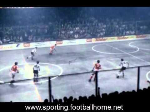 Hoquei em Patins :: Sporting x Benfica no iníco dos anos 80
