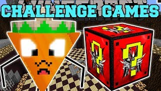 Minecraft: MR. DORITO CHALLENGE GAMES - Lucky Block Mod - Modded Mini-Game