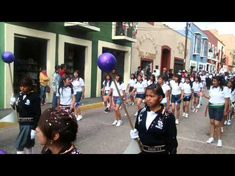 Desfile san pedro cholula 2014
