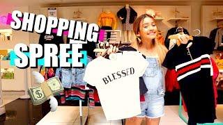 Shopping spree in LA | Forever 21, Zara and H&M 🛍✨