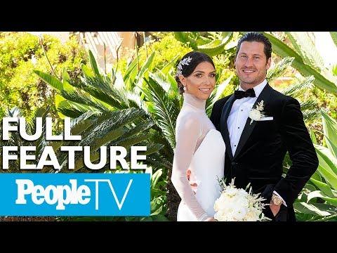 An Inside Look At Jenna Johnson & Val Chmerkovskiy's Romantic Wedding (FULL)   PeopleTV