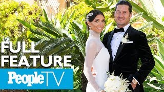 An Inside Look At Jenna Johnson & Val Chmerkovskiy's Romantic Wedding   PeopleTV