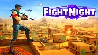 FightNight Battle Royale: FPS Shooter (Android iOS Gameplay)