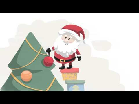 Animated eCard - Christmas Tree