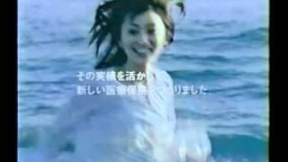 矢田亜希子CM9