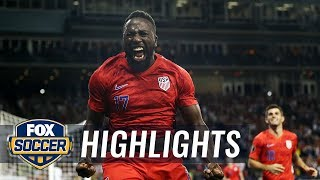 90 in 90: United States vs. Panama | 2019 CONCACAF Gold Cup Highlights