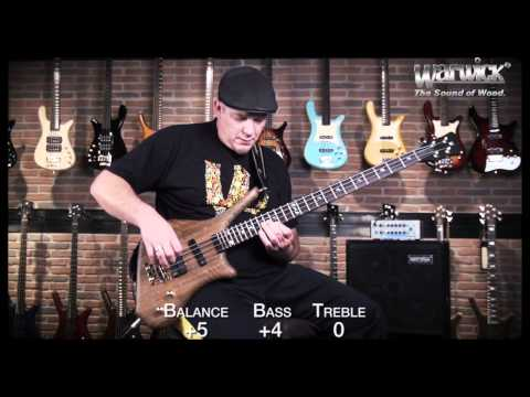 Warwick Soundexamples: The Dolphin Pro I 4-string