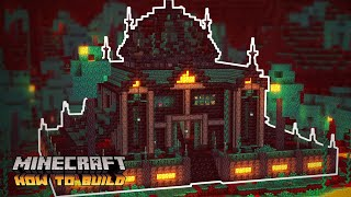 Minecraft: How to Build an Ultimate Nether Base