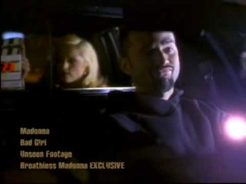 Madonna: Bad Girl (Unseen Shot)