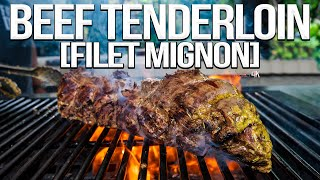 The Best Steak EVER Starts with this Beef Tenderloin Recipe | SAM THE COOKING GUY 4K