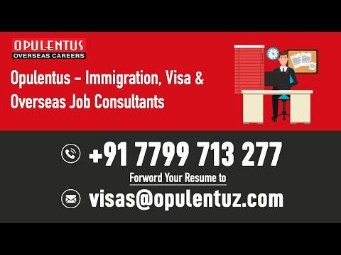 Opulentus - Immigration, Visa & Overseas Job Consultants