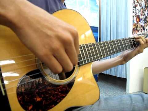五月天+陳綺貞 私奔到月球 FingerStyle Guitar Arranged by Ulli Wang