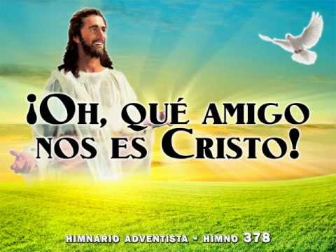 378 - Oh, qué amigo nos es Cristo (PISTA - INSTRUMENTAL)
