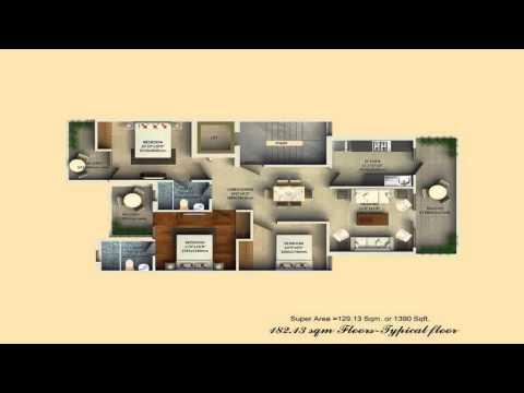 Supertech Hill Crest ( Hill Town  ) Sohna Gurgaon  Call Us @9999853742
