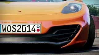 World of Speed - McLaren in Moscow