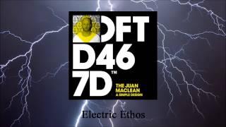 The Juan MacLean - A Simple Design (Purple Disco Machine Remix)