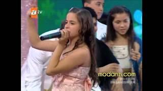 Bir Şarkısın Sen 21.07.2012   Berna KARAGÖZOĞLU ( fındık kurdu ) - Tiridine Bandım   modanzi.com.tr