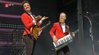 Royal Republic - Stop Movin' & Tommy-Gun (Live @ Hurricane Festival 2019)