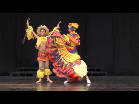 Baile negro (Costa caribe colombiana)