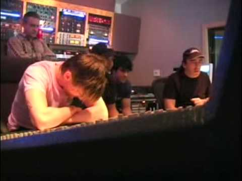 Billy Talent Listening To Devil In A Midnight Mass In The Studio