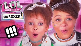 UNBOXED! | LOL Surprise! | Season 3 Episode 7: Movin' In Da House!