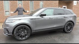 The $85,000 Range Rover Velar Is the Coolest Range Rover Ever