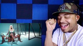 Nicki Minaj x Lil Wayne Good Form REACTION