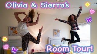 NEW Room Tour! (Sierra & Olivia)