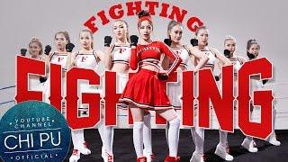 Fighting Fighting - Dance Ver. (Tỉnh Giấc Tôi Thấy Mình Trong Ai OST) - Official MV   Chi Pu