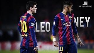 Lionel Messi & Neymar Jr ● Pure Magic ● 2014/2015 HD