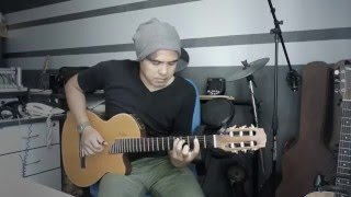 Janam Janam (Dilwale) - Fingerstyle/Classical - Instrumental Cover - Akustik - Acoustic Guitar