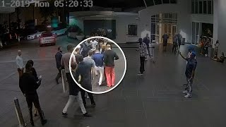 Ex-UFC Champion Conor McGregor Destroys, Steals Fan's Cell Phone (Full Surveillance Footage)