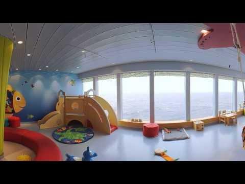 360° Abenteuerland: Spiel & Spaß auf AIDAprima