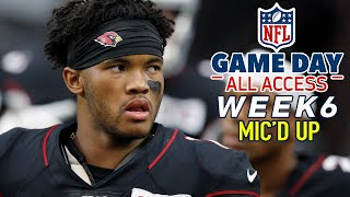 NFL Week 6 Mic'd Up,