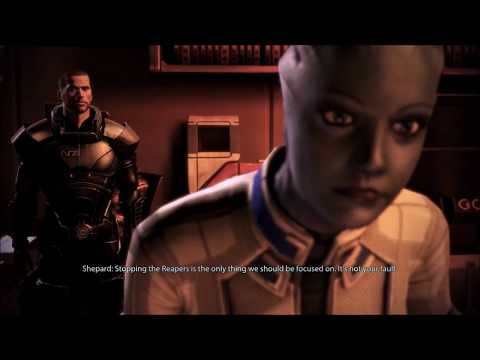 can you have a relationship with both liara and ashley