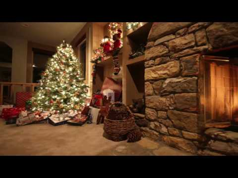 Christmas Video Background   No Copyright Video Backgrounds HD