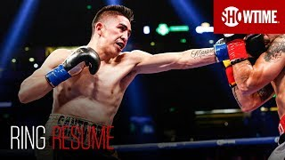 RING RESUME: Leo Santa Cruz | SHOWTIME Boxing