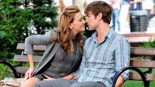 Chace Crawford & Katie Cassidy Caught Kissing on the set of Gossip Girl