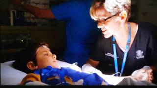 my little boy Tomi at gold coast medical TV show  2 years ago.