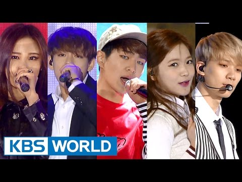 K-Pop World Festival 2015 | K-Pop 월드 페스티벌 2015