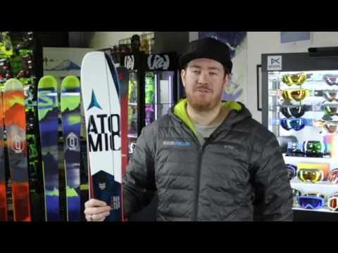 2016 Atomic Vantage 90 Skis Review - aussieskier.com