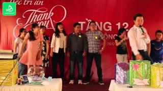 Tiệc tri ân Team Đông Su _ Techcombank