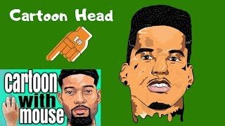 Kid Ink - How To Cartoon Yourself With Mouse