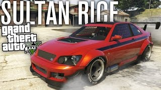 BENNY'S SULTAN RS BUILD! | GTA 5 (GTA Online)